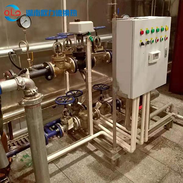 食品饮料厂即热式热水机组