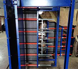 卫生级板式换热器特性和好处