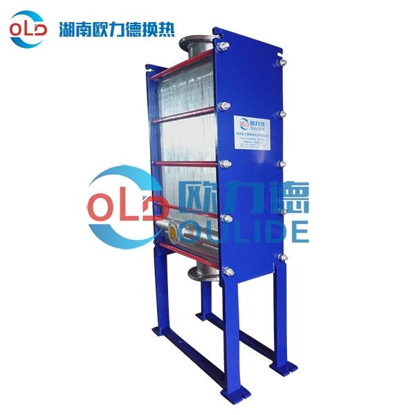 全焊接板式换热器(OLDQB系列)