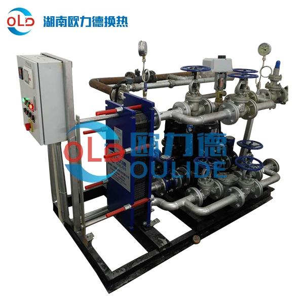 水-水采暖板式换热器机组(OLDJZK-SS系列机组)